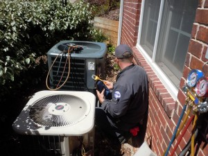 heating and air conditioning repairs in Houston